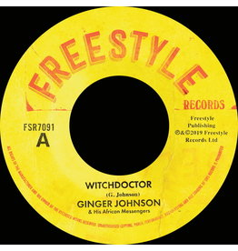 Record Store Day Ginger Johnson & His African Messengers - Witchdoctor