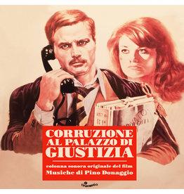 Record Store Day Pino Donaggio - Corruzione Al Palazzo Di Giustizia OST