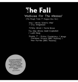 BMG The Fall - Medicine For The Masses - The Rough Trade Singles