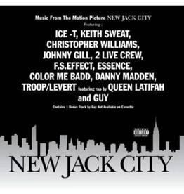 Rhino Various Artists - New Jack City OST