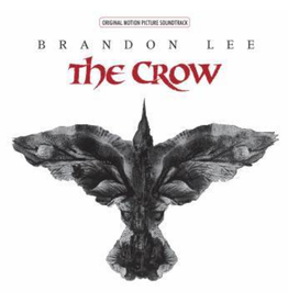 Rhino Various Artists - The Crow OST