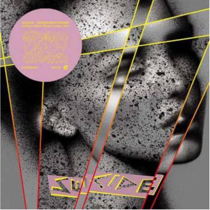Mute Records Suicide - Dream Baby Dream