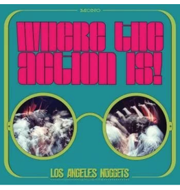 Rhino Various Artists - Where The Action Is! Los Angeles Nuggets