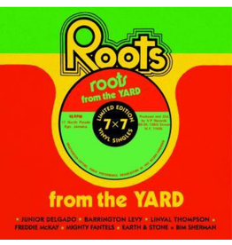 VP Records Various - Roots From The Yard