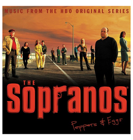 Record Store Day Various - The Sopranos (20th Anniversary) – Peppers & Eggs