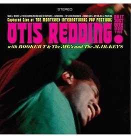 The Monterey International Pop Festival Foundation Otis Redding with Booker T. & The M.G.'s with The Mar-Keys - Just Do It One More Time! Otis Redding with Booker T. & The M.G.'s and The Mar-Keys Captured Live At The Monterey International Pop Festival