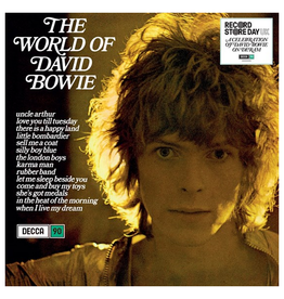 Record Store Day David Bowie - The World Of David Bowie