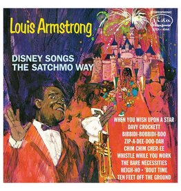 Record Store Day Louis Armstrong - Disney Songs the Satchmo Way