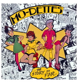 Record Store Day The Mod-ettes - The Story So Far