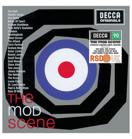 Record Store Day Various - The Mod Scene