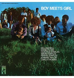 Record Store Day Various - Boy Meets Girl: Classic Stax Duets