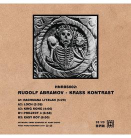 Hoga Nord Rudolf Abramov - Krass Kontrast