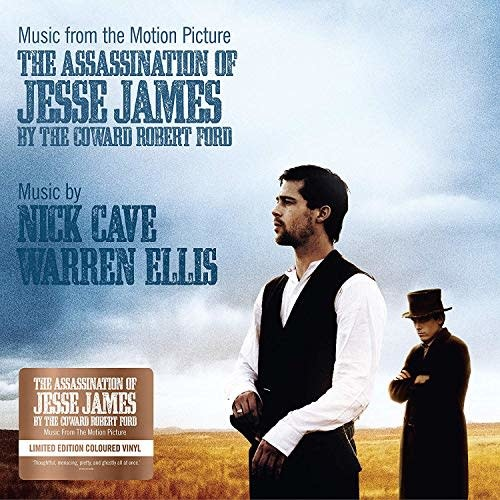 BMG Nick Cave and Warren Ellis - Music From The Motion Picture The Assassination Of Jesse James By The Coward Robert Ford (Coloured Vinyl)