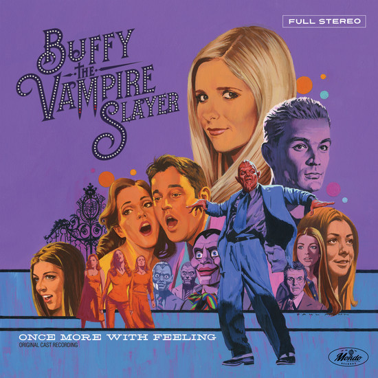 Mondo Various - Buffy The Vampire Slayer: One More Time With Feeling