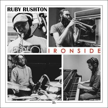 22a Ruby Rushton - Ironside