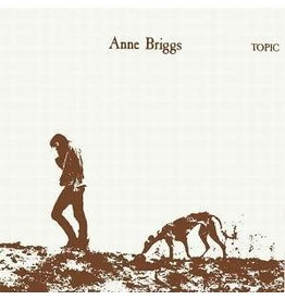 Topic Anne Briggs - Anne Briggs (Coloured Vinyl)