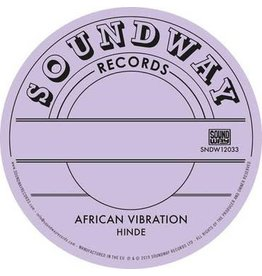 Soundway Records African Vibration - Hinde