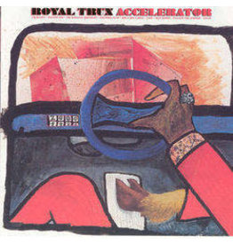 Fat Possum Records Royal Trux - Accelerator (Coloured Vinyl)