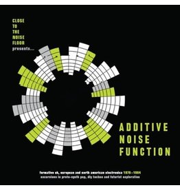 Cherry Red Various - Additive Noise Function: Formative Uk, European And American Electronica 1978-1984