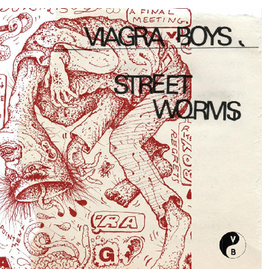 YEAR0001 Viagra Boys - Street Worms