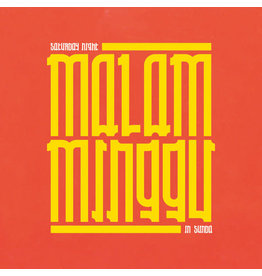 Akuphone Various - Malam Minggu: A Saturday Night In Sunda