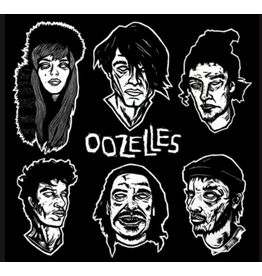 Third Man Records Oozelles - Every Night They Hack Off A Limb