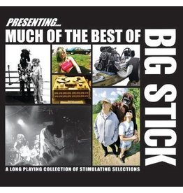 Drag Racing Underground Big Stick - Much of the Best of Big Stick (Coloured Vinyl)