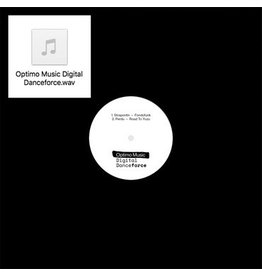 Optimo Music Digital Danceforce Various - Best Of Digital Danceforce Vol 1