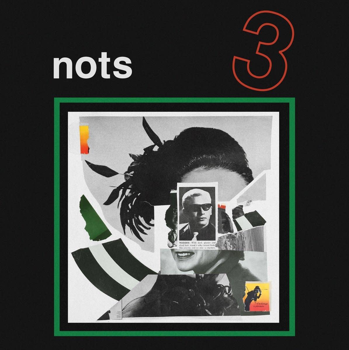 Upset The Rhythm Nots - 3 (Coloured Vinyl)