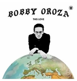 Big Crown Records Bobby Oroza - This Love (Coloured Vinyl)