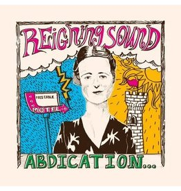 Merge Records Reigning Sound - Abdication... For Your Love (Coloured Vinyl)