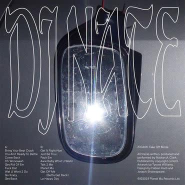 Planet Mu DJ Nate - Take Off Mode