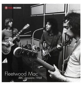 1960's Records Fleetwood Mac - BBC Sessions 1968