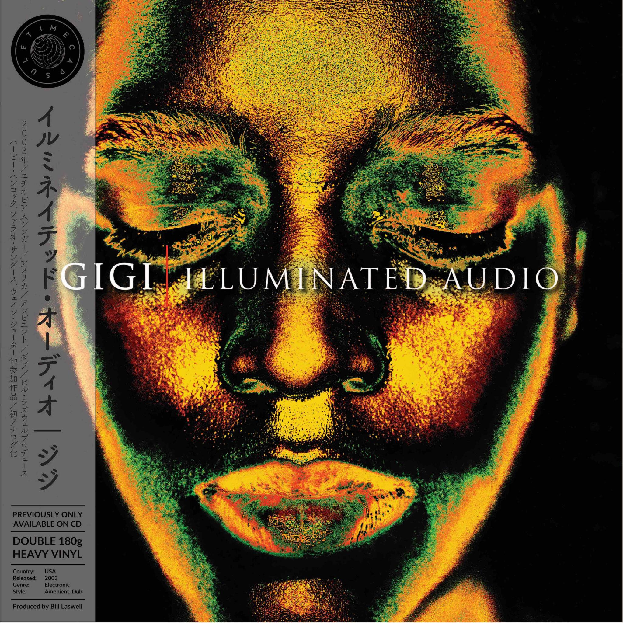 Time Capsule Gigi - Illuminated Audio