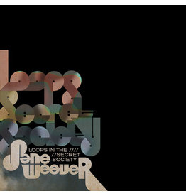 Fire Records Jane Weaver - Loops in the Secret Society