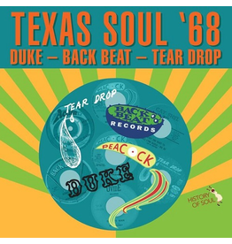 Record Store Day Various - Texas Soul '68