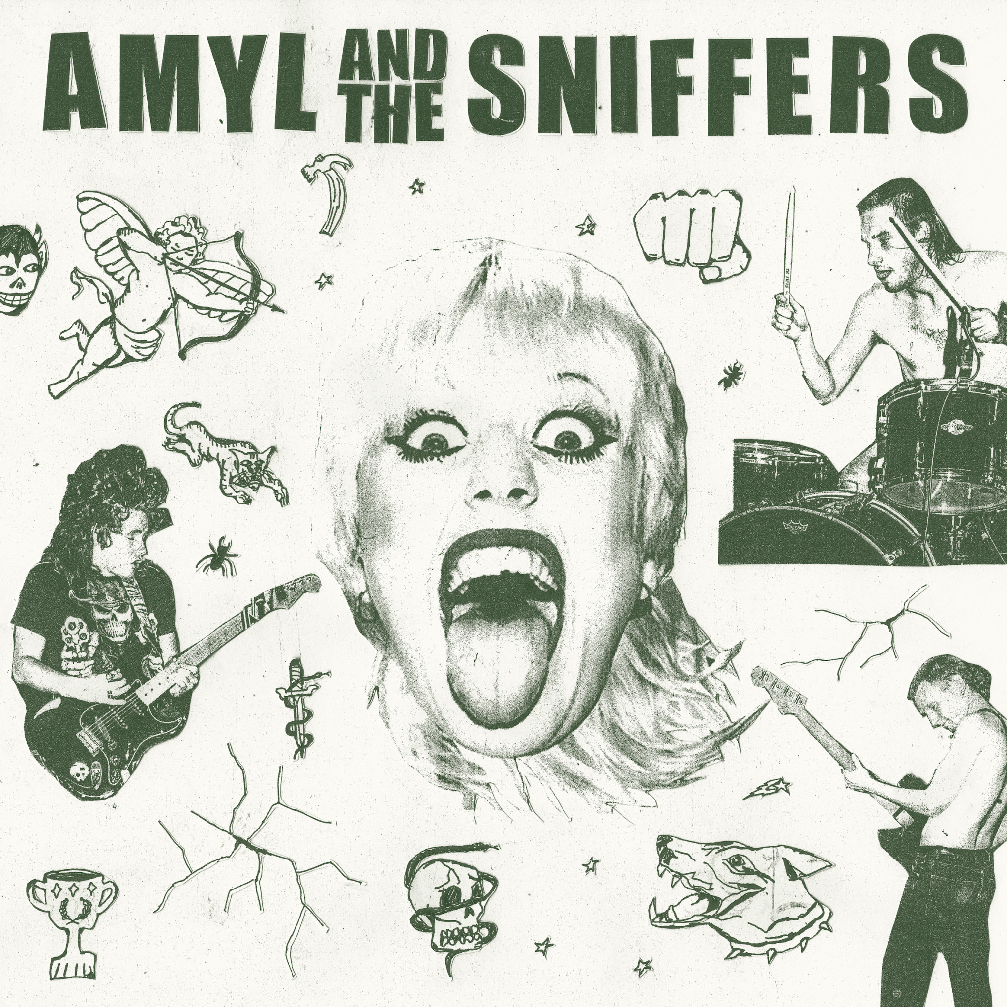 Rough Trade Records Amyl and The Sniffers - Amyl and The Sniffers