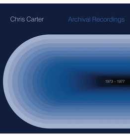 Mute Chris Carter - Archival 1973 to 1977 (Coloured Vinyl)