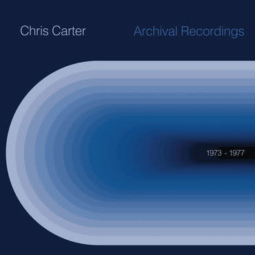 Mute Records Chris Carter - Archival 1973 to 1977 (Coloured Vinyl)