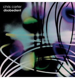 Mute Chris Carter - Disobedient (Coloured Vinyl)
