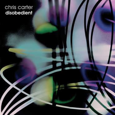 Mute Chris Carter - Disobedient (Coloured Vinyl)