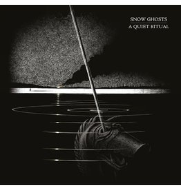 Houndstooth Snow Ghosts - A Quiet Ritual