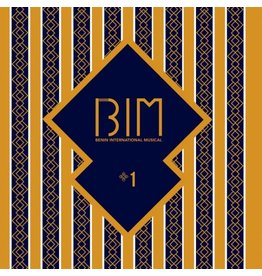 World Tour Records Bénin International Music - BIM #1