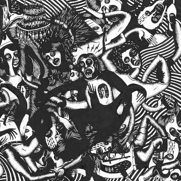 Rocket Recordings Djinn - Djinn (Coloured Vinyl)