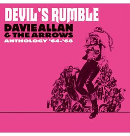 Record Store Day Davie Allan & The Arrows - Devil's Rumble: Anthology '64-'68