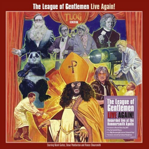 Record Store Day The League of Gentlemen - Live Again!