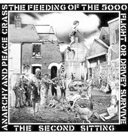 Crass Crass - The Feeding Of The Five Thousand