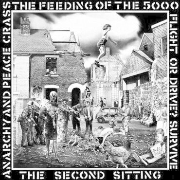 Crass Records Crass - The Feeding Of The Five Thousand