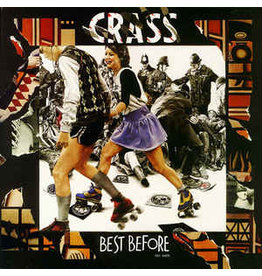 Crass Crass - Best Before 1984