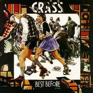 Crass Records Crass - Best Before 1984